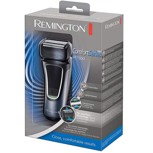 Remington Comfort Series Foil Electric Shaver (PF7500)