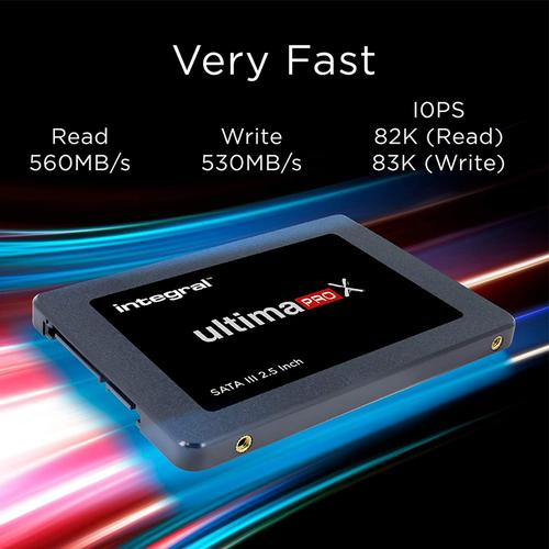 Integral UltimaPro X V2 2TB Solid State Drive 2.5 inch SATA III - 560MB/s