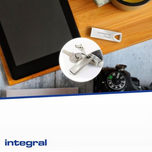 Integral 32GB Arc USB Flash Drive