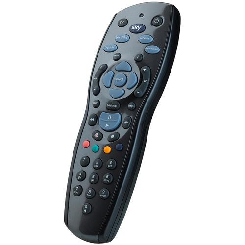 Sky Plus HD 1TB Remote Control