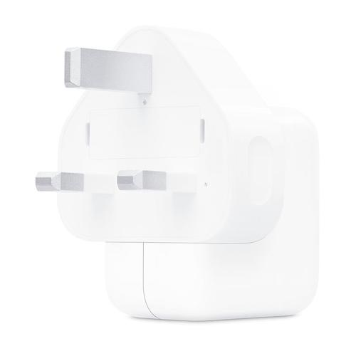 Apple 2.4A USB Power Adapter - White (Official)