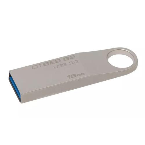 Kingston 16GB DataTraveler SE9 G2 USB 3.0 Flash Drive - 100Mb/s