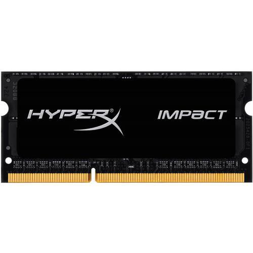 HyperX IMPACT 16GB (2x8GB) 2400MHz DDR4 260-Pin CL14 SODIMM Laptop Memory Module