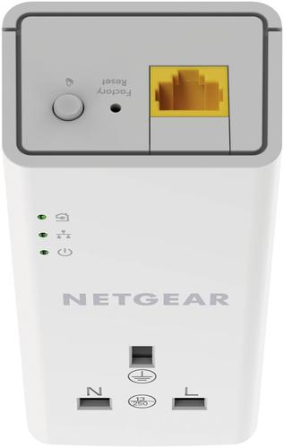 Netgear Powerline 1000 Network Repeater (Pack of 2)