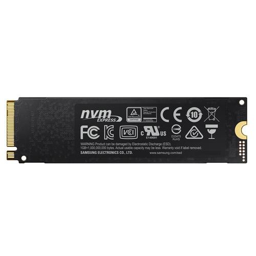 Samsung 1TB SSD 970 PRO PCIe M.2 Internal Solid State Drive - 3500MB/s