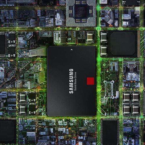 Samsung 1TB SSD 860 PRO SATA Internal Solid State Drive - 550MB/s