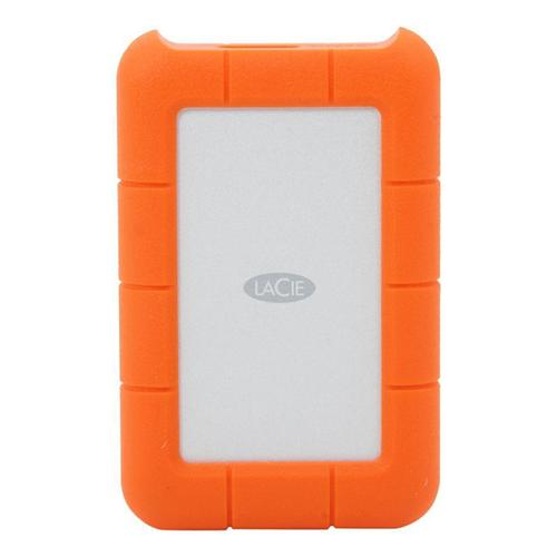 Lacie 1tb Hdd Rugged Mini External Hard Drive Usb 3 0