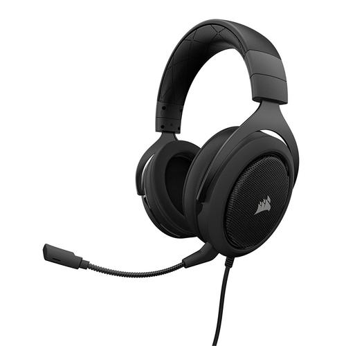 Corsair HS60 Surround 7.1 Surround Gaming Headset - Black