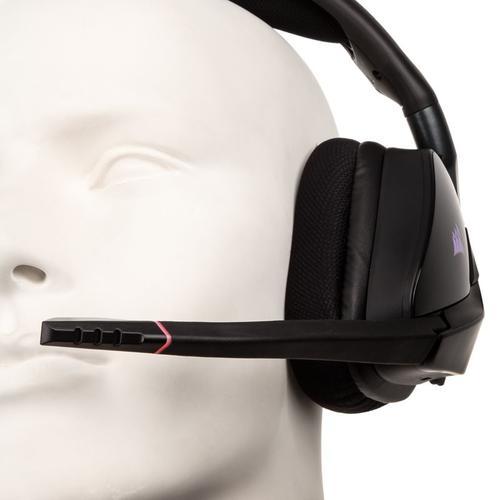 Corsair Void Pro Dolby 7.1 RGB USB Premium Gaming Headset (Carbon)