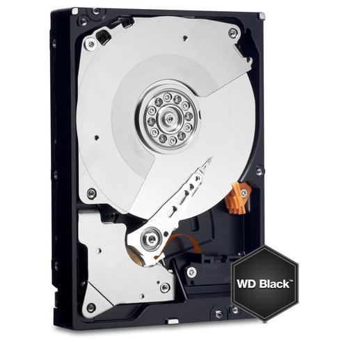"""WD Black 320GB 7200rpm SATA 6Gbs 32MB 2.5"""" Internal HDD"""