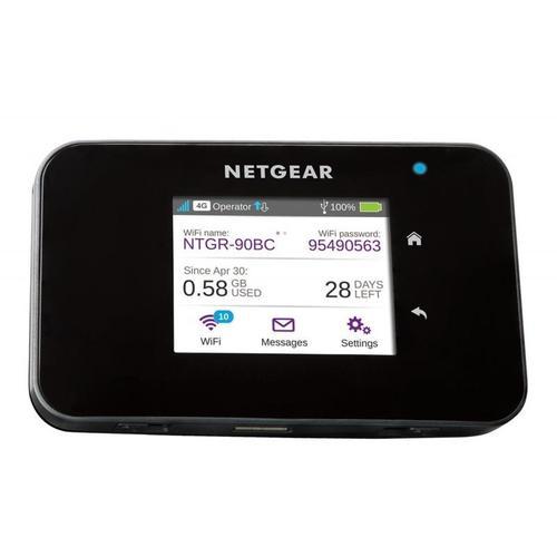 Netgear AirCard 810 Mobile Hotspot 3G/4G LTE Mobile WiFi
