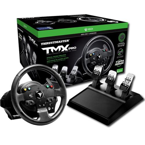 Thrustmaster TMX Pro Racing Wheel and Pedal Set for PC/Xbox One
