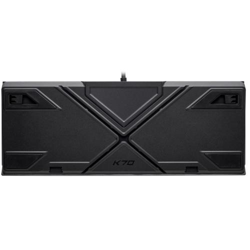 Corsair Gaming K70 RGB RAPIDFIRE MK.2 Mechanical Gaming Keyboard (Black) - Cherry MX Speed (UK)