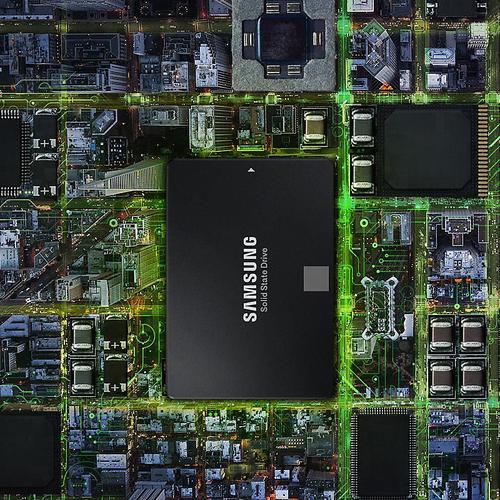 Samsung 1TB SSD 860 EVO SATA Internal Solid State Drive - 550MB/s
