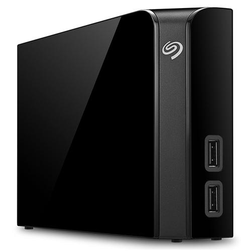 "Seagate 6TB HDD Portable Backup Plus Desktop External HDD 3.5"" - 160MB/s"