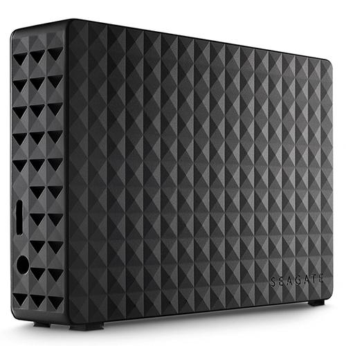 "Seagate 3TB HDD 3.5"" Portable Expansion Desktop External HDD Micro-USB 3.0"