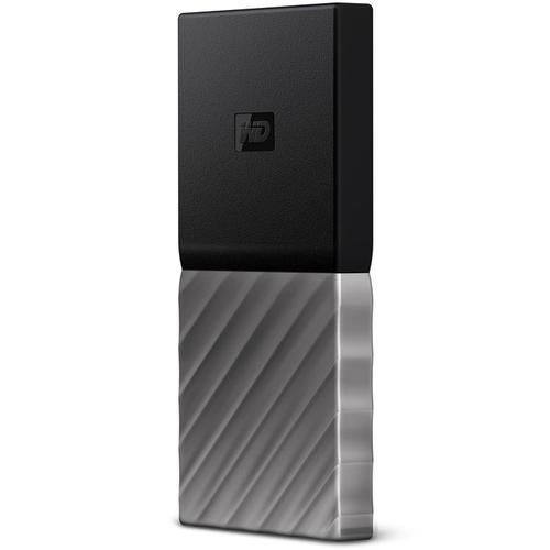 WD 256GB SSD Portable My Passport External HDD USB 3.1 - 515MB/s