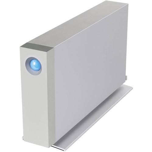 Lacie 10TB HDD d2 Thunderbolt2 External Hard Drive USB 3.0 - 240MB/s