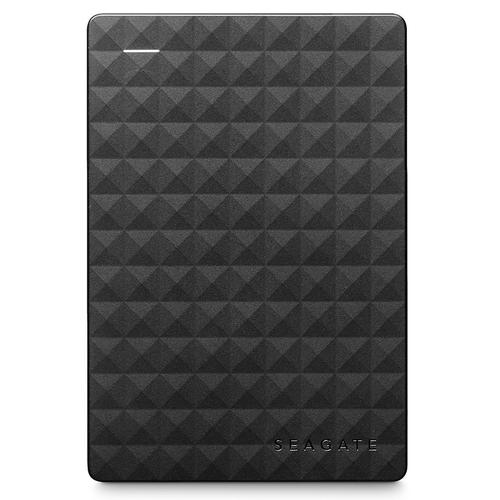 Seagate 4TB HDD Expansion Portable Hard Drive USB 3.0 - 5Gb/s - Black