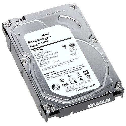 "Seagate 4TB HDD Video Surveillance 3.5"" Internal HDD SATA III - 6.0 Gbps"
