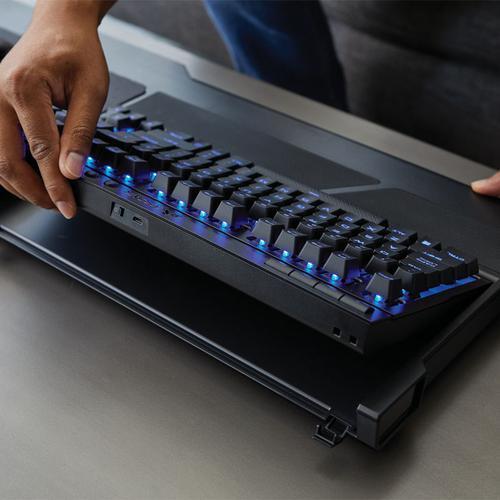 Corsair K63 Wireless Gaming Lapboard - Black