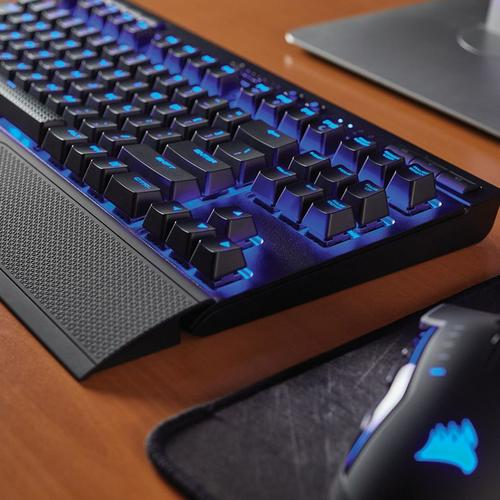 Corsair K63 Wireless Mechanical Gaming Keyboard Blue LED - Cherry MX Red UK