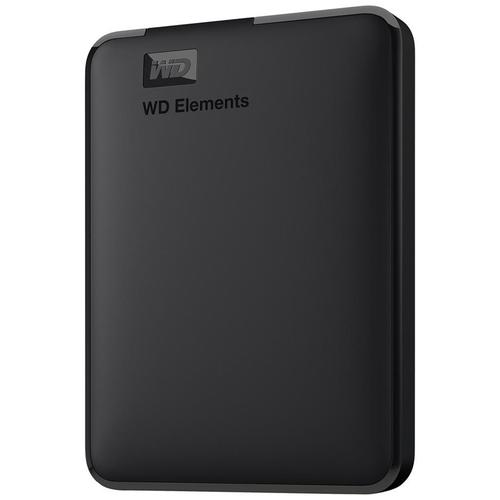 WD 750GB Elements Portable USB 3.0 HDD PC/Mac - 480MB/s
