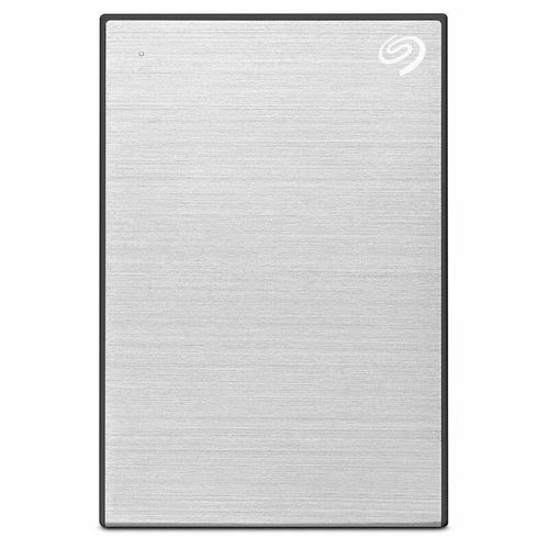 Seagate 2TB Backup Plus Slim USB 3.0 Portable HDD (Silver)
