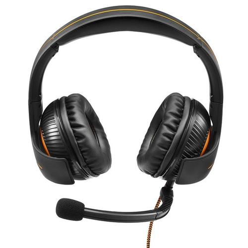 Thrustmaster Y-350 CPX 7.1 Gaming Headphones USB (Black/Orange)