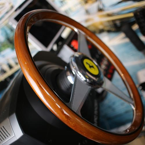 Thrustmaster Ferrari 250 GTO Wheel (Add-On) PC