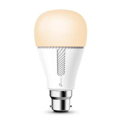 TP-Link Kasa Smart Wi-Fi Bulb Dimmable White 10W B22 2700K