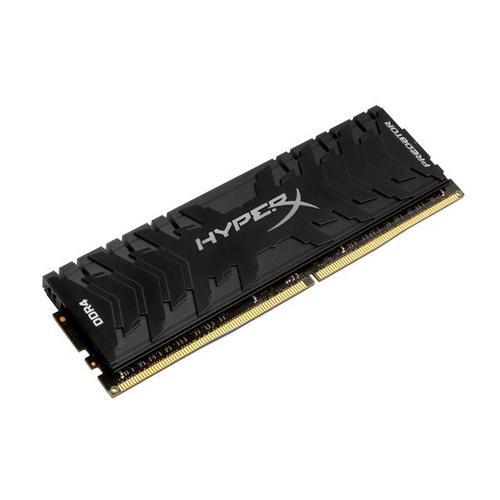 HyperX 8GB (1x 8GB) Memory Module PC4-21300 2666MHz DDR4 CL17 288 Pin DIMM 1.35V