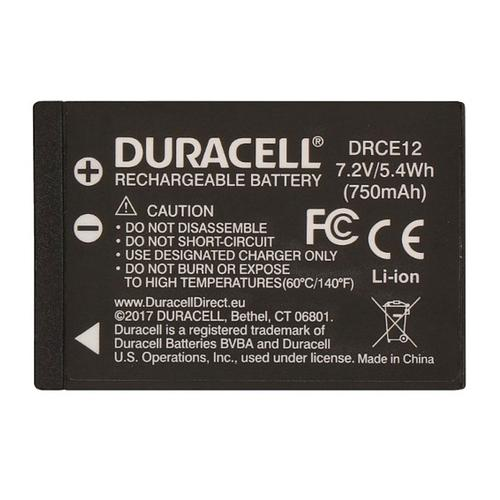 Duracell Canon Camera Battery (LP-E12)