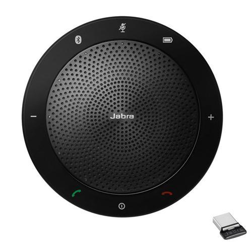 Jabra Speak 510 MS Bluetooth Speakerphon ePortable Audio Conference