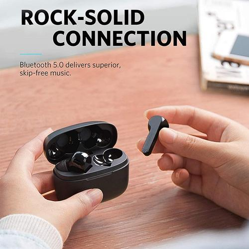 Anker SoundCore Liberty Air True Wireless Earphones with Charging Case - Black