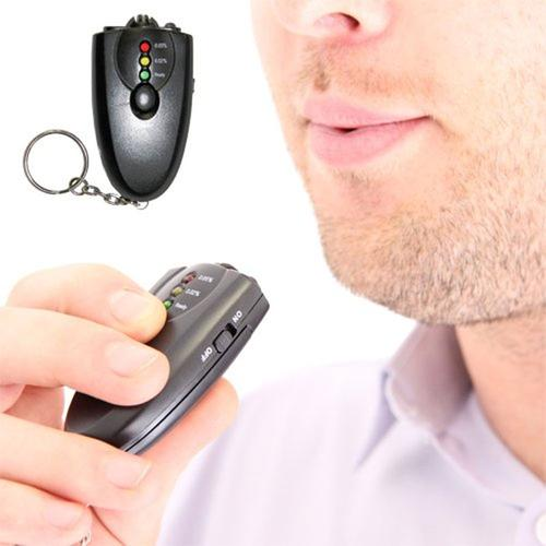 The Source Pocket Alcohol Breath Tester