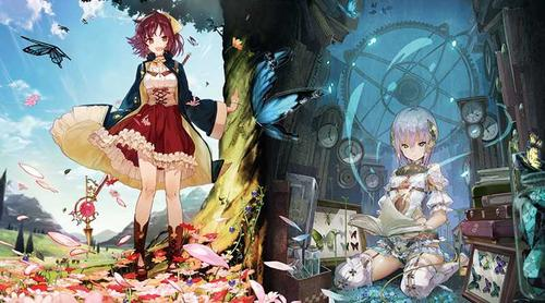 Atelier Sophie: The Alchemist of The Mysterious Book (Sony PS4)