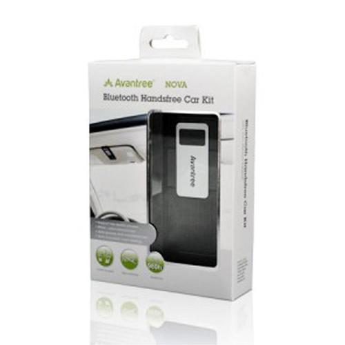 Avantree Nova Wireless Bluetooth Handsfree Car Kit
