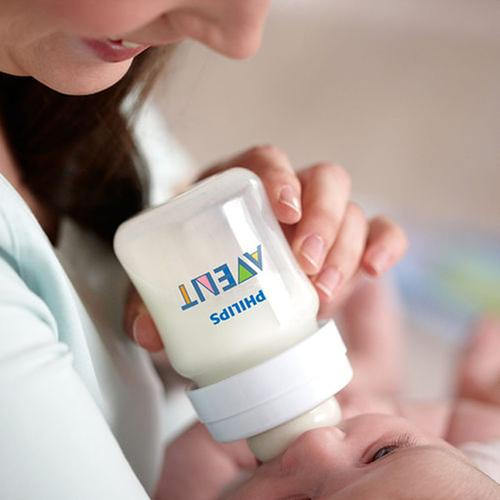 Feeding Bottle For Babies SCF560//27 Philips Avent Classic Twin Pack New Uk
