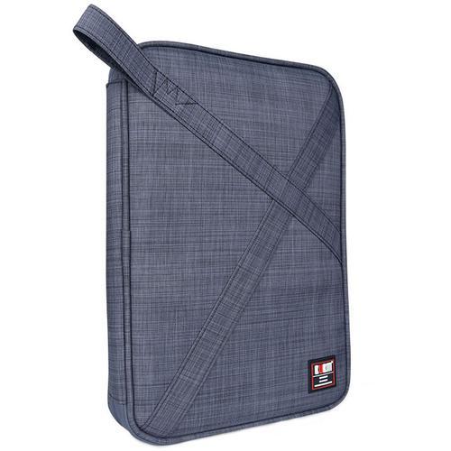 BUBM Laptop Bag Small Wallet Case - Grey