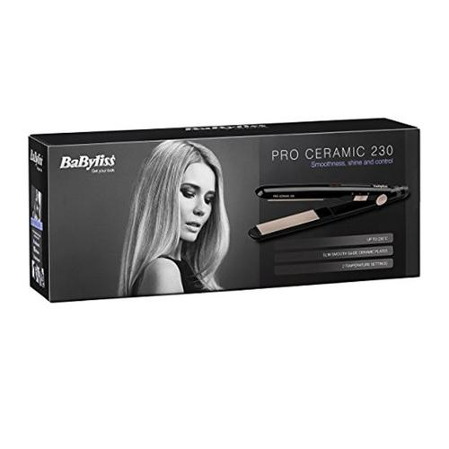 BaByliss PRO Ceramic 230 Hair Straighteners (BA-2069U)