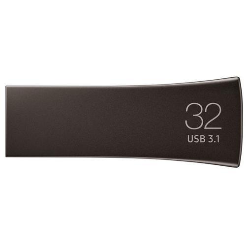 Samsung 32 GB Bar Plus USB 3.1-Flash-Laufwerk 200 MB / s - Titan Grau