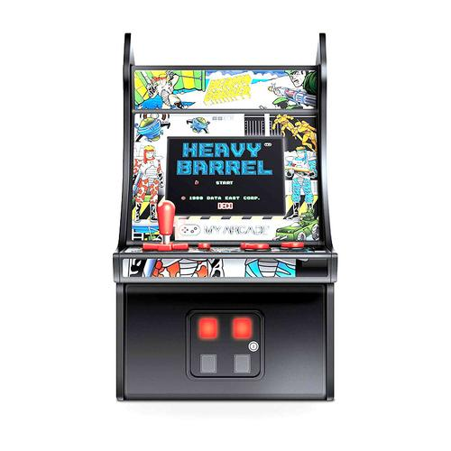 My Arcade Retro Micro Player: Heavy Barrel