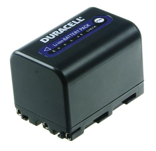 Duracell Sony NP-QM71 Camcorder Battery