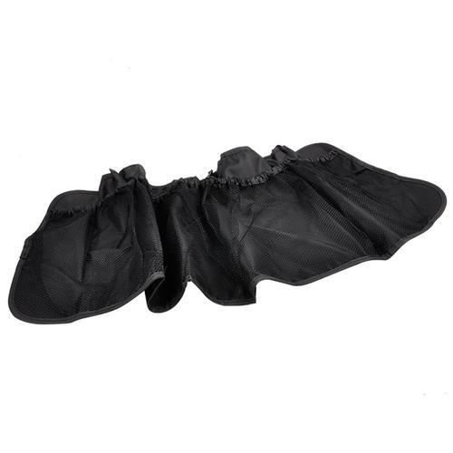 Car Seat Back Organiser - Black
