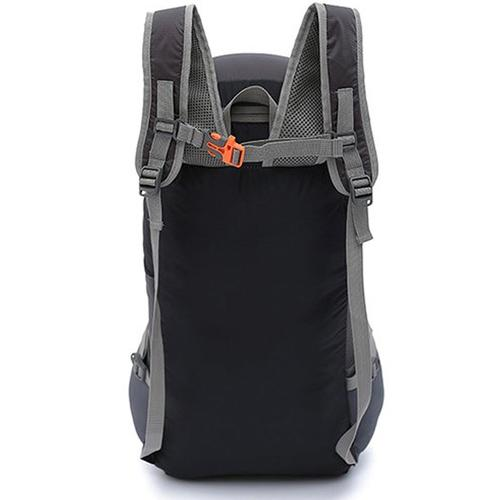 Clever Bees Hiking Bag - Black/Grey