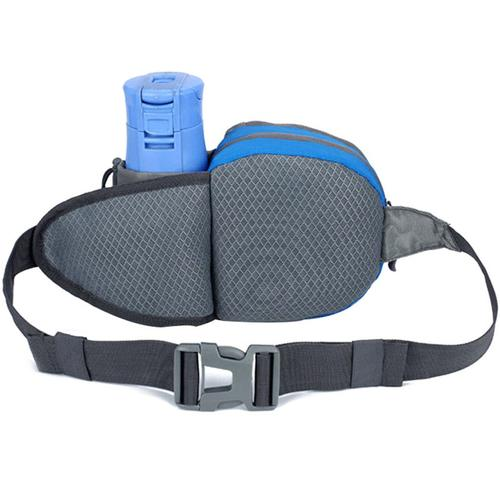 Clever Bees Outdoor Waist Bag with Bottle Holder