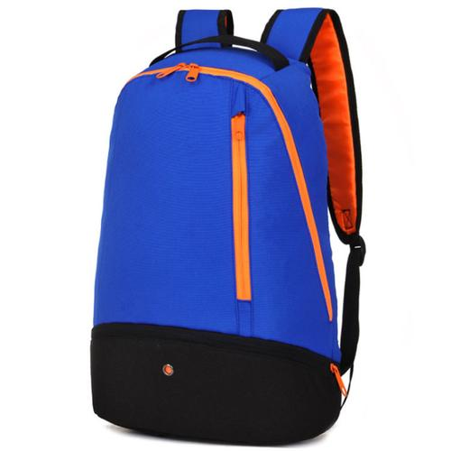 Clever Bees Hiking Backpack - Blue