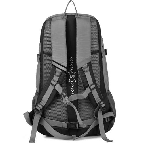Clever Bees Large Hiking Backpack - Black