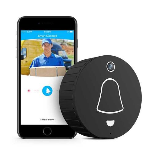 Clever Dog Smart Doorbell Camera Black 10499 Mymemory